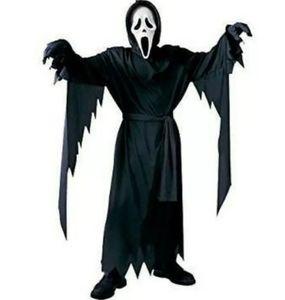 Scream Child Costume One Sz Fits to Sz 12 Dress Up